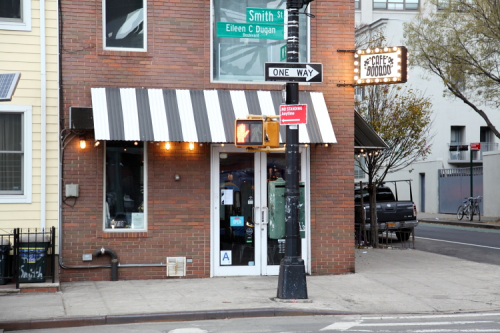Cafe Booqoo  Carroll Gardens  Brooklyn