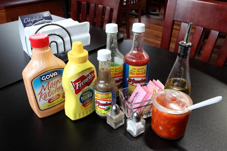 Condiments  Antojitos Ecuatorianos 2  Astoria  Queens