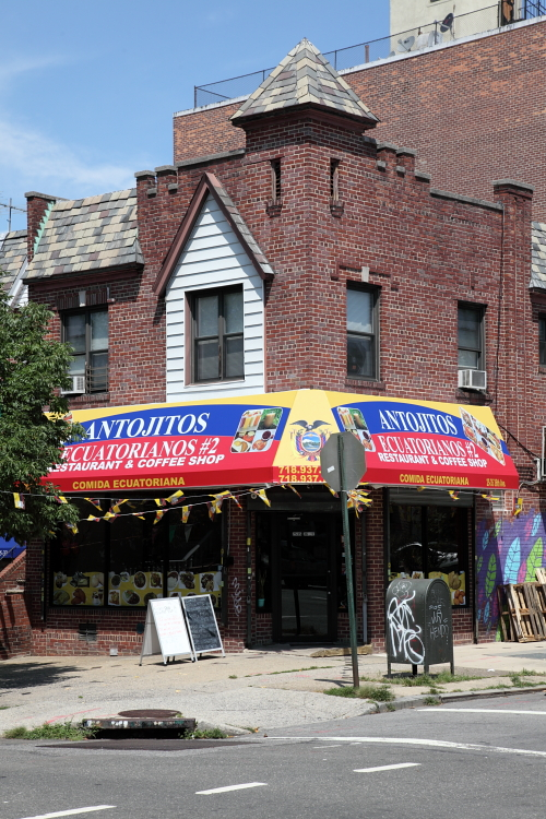 Antojitos Ecuatorianos  Astoria  Queens