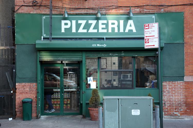 Aita Pizzeria  Clinton Hill  Brooklyn