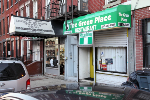 The Green Place  Bedford-Stuyvesant  Brooklyn