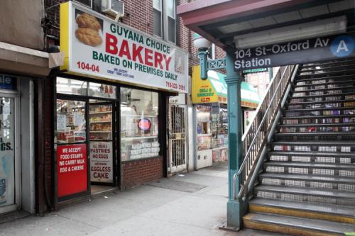Guyana Choice Bakery  South Richmond Hill  Queens