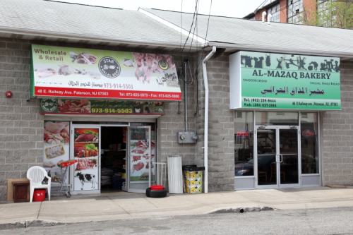 Star Halal Meat and Al-Mazaq Bakery  Paterson  New Jersey