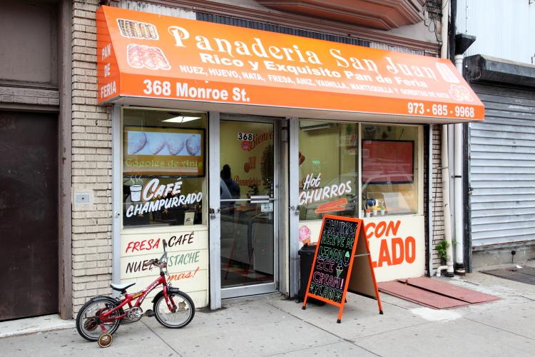 Panaderia San Juan  Passaic  New Jersey
