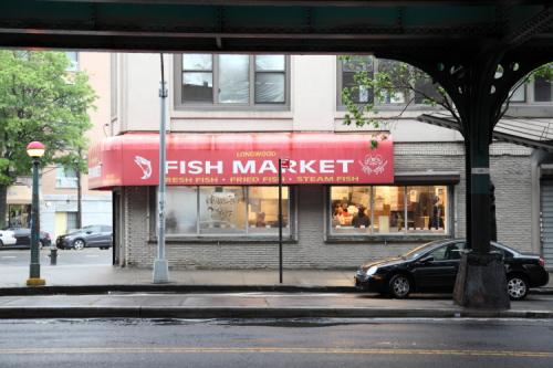 Longwood Fish Market  Woodstock  Bronx