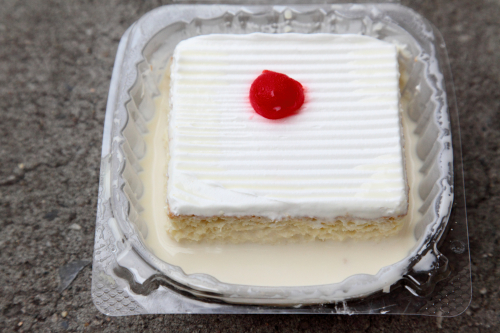 Tres leches  Tres Leches Cafe  East 112th St  Manhattan