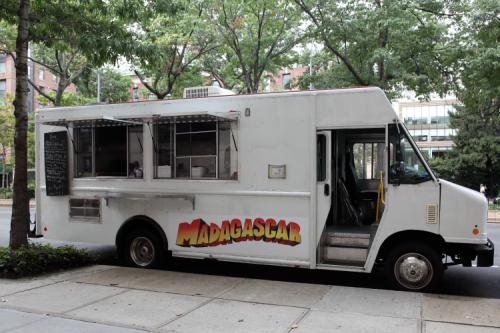 Ralibera truck (aka Madagascar in NYC)  Morningside Heights  Manhattan