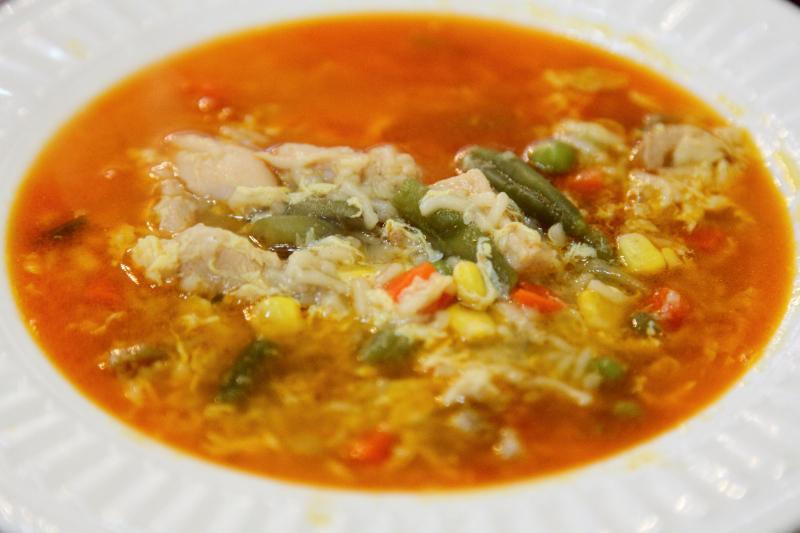 Chicken soup  Qebaptore Dardania  Laconia  Bronx