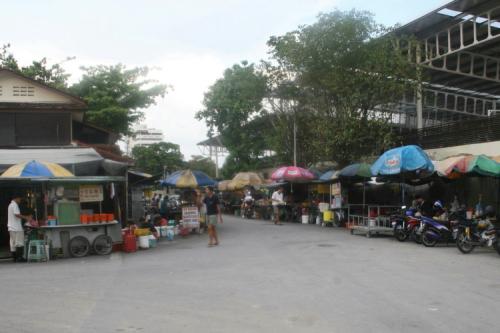 Swatow Lane hawkers  Penang  Malaysia