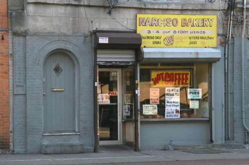 Narciso Bakery  Williamsbridge  Bronx