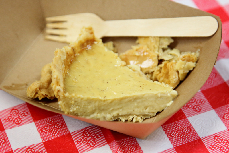 Maple cream pie  Eat Pie and Shop  PS 29  Cobble Hill  Brooklyn
