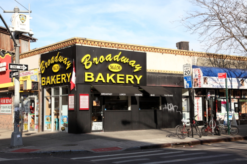 M&M Broadway Bakery  Elmhurst  Queens