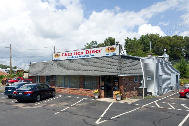 Chez Ben Diner  Manchester  Connecticut