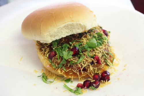 Dabeli  Chaat & Juice Express  Jersey City