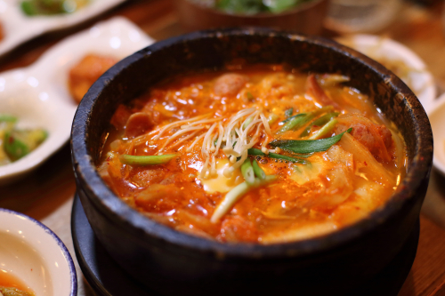 Boodae jjigae  Her Name Is Han  East 31st St  Manhattan