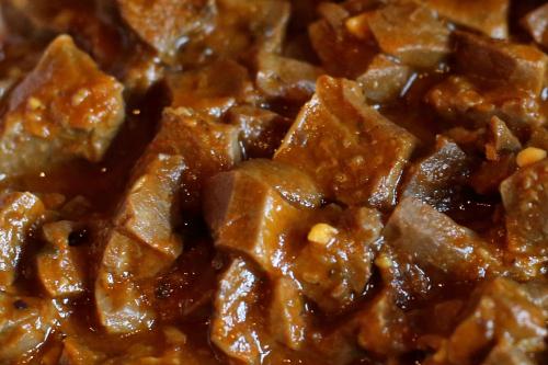 Picadillo de bofe  KC Gourmet Empanadas  Ave B  Manhattan