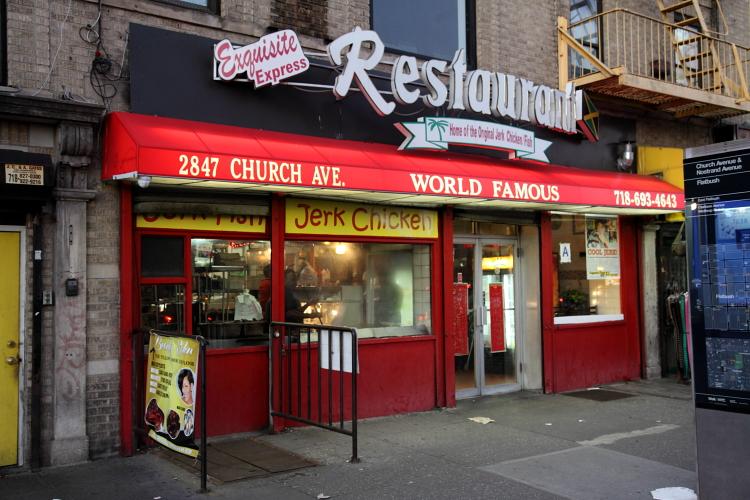 Exquisite Express Restaurant  East Flatbush  Brooklyn