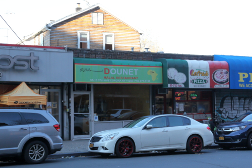 Dounet Halal Restaurant and neighbors  Corona  Queens