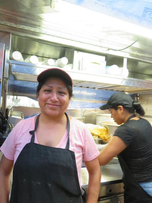 Evelia  Coyotzi  Evelia's Tamales Mexicanos  Corona  Queens