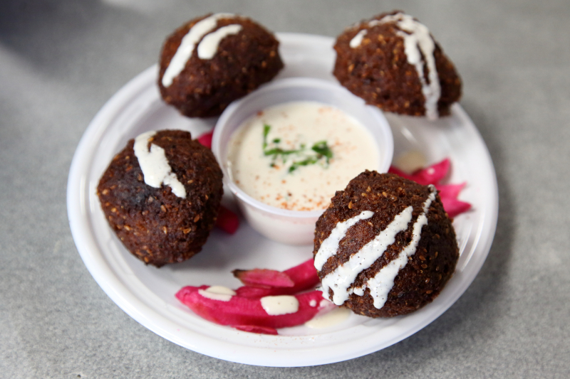 Falafel  Karam Restaurant  Bay Ridge  Brooklyn