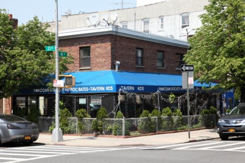 Taverna Kos  Pancoan Society Hippocrates  Astoria  Queens