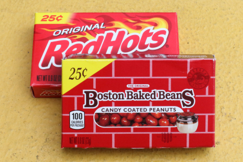 Boston Baked Beans and Red Hots  Raul Candy Store  Ave B  Manhattan