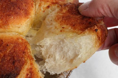 Garlic flower  Madonia Bakery  Belmont  Bronx