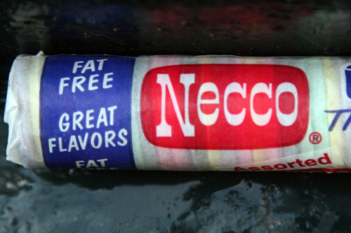 Necco wafers  including the discontinued lime flavor  New York