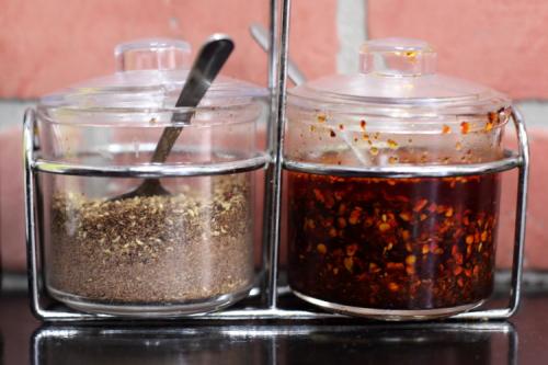 Condiments  Flower Brook Mifen House  Friendship Shopping Plaza  Flushing  Queens