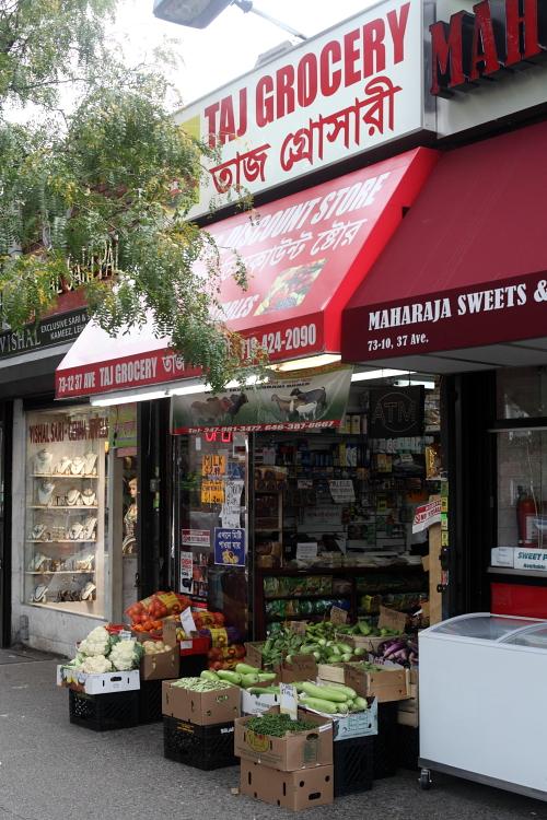 Taj Grocery  Jackson Heights  Queens