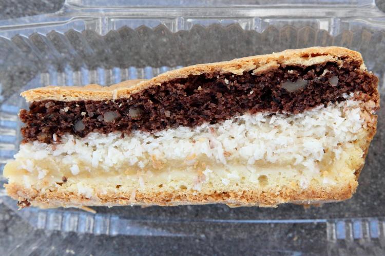 Homemade cake  Our Lady of Czestochowa-Saint Casimir Palm Sunday Cake and Pierogi Sale  Greenwood  Brooklyn