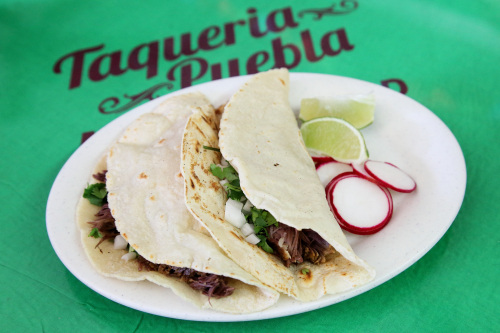 Tacos al vapor de maciza  Taqueria Puebla  Port Richmond  Staten Island