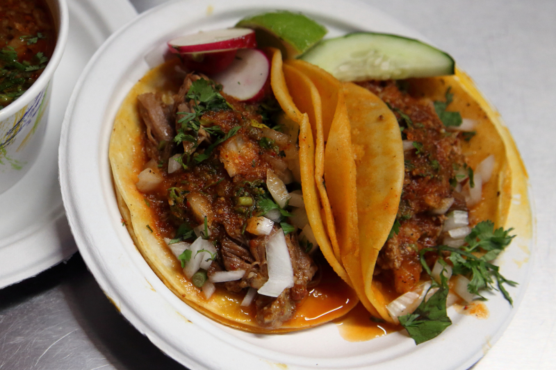 Tacos  Birria-Landia NYC  Jackson Heights  Queens