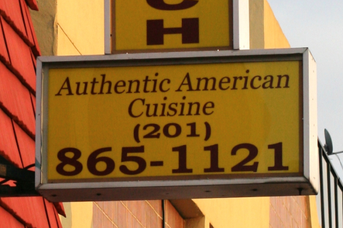 Authentic American cuisine  P&L Grill  Union City  New Jersey
