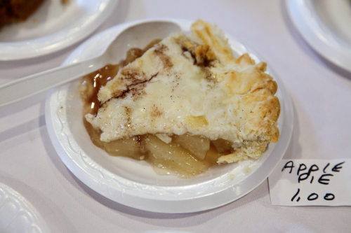 Apple pie  Nansen Lodge Scandinavian Heritage Fair  Nansen Lodge  Travis  Staten Island