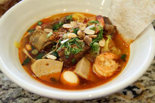 Mi quang  Cafe Mi Quang  Philadelphia