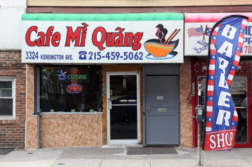 Cafe Mi Quang  Philadelphia