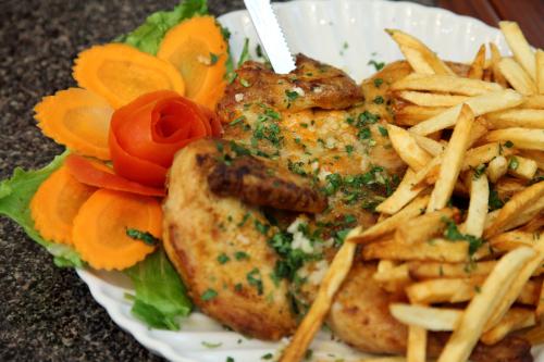 Chicken tabaka  Ganey Orly  Rego Park  Queens
