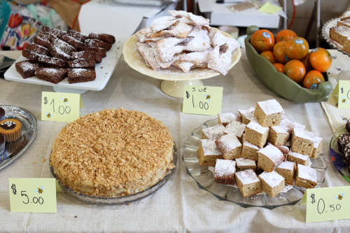 Sweets  Lithuanian Scouts Saint Casimir Festival  Williamsburg  Brooklyn