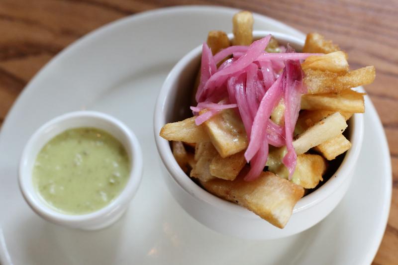 Yuca fries  Pilar Cuban Eatery  Bedford-Stuyvesant  Brooklyn