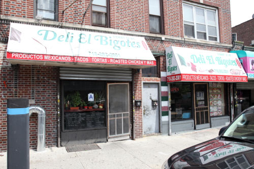 Deli El Bigotes  East Flatbush  Brooklyn