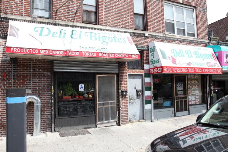 Deli El Bigotes  East Flatbush  Brooklyn