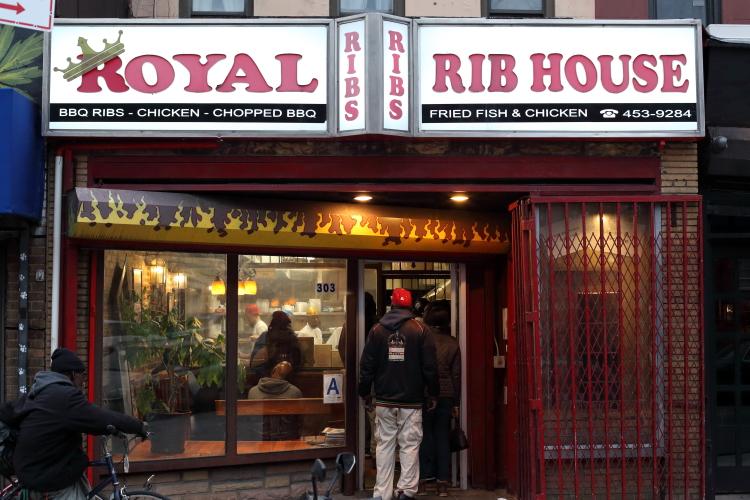 Royal Rib House  Bedford-Stuyvesant  Brooklyn
