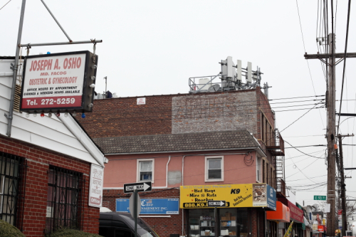 Zirkin's  surviving signage for a kosher butcher shop  Canarsie  Brooklyn