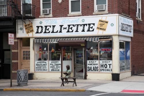 Fifth Street Deli-Ette  Bayonne  New Jersey
