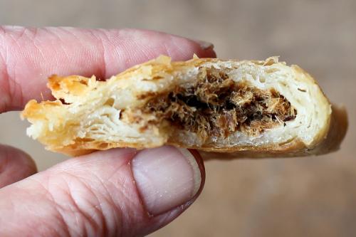 Herring patty  Kreyol Flavor  Canarsie  Brooklyn