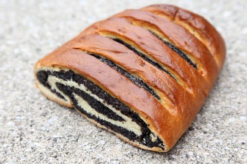 Poppy-seed cake  Kohout Bakery  Garfield  New Jersey