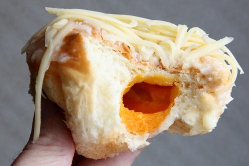 Cheese ensaymada  Kape't Torta  Elmhurst  Queens