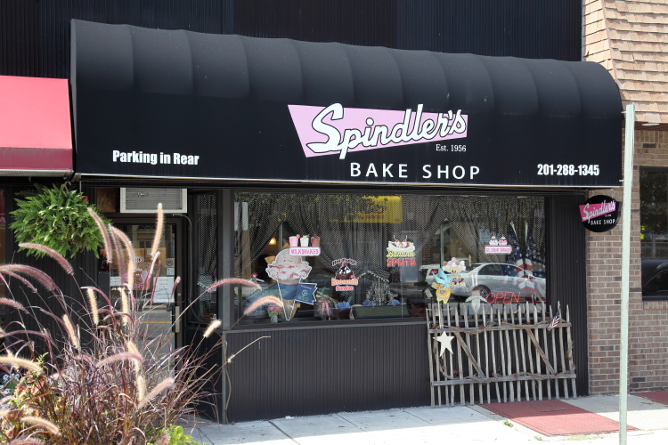 Spindler's Bake Shop  Hasbrouck Heights  New Jersey