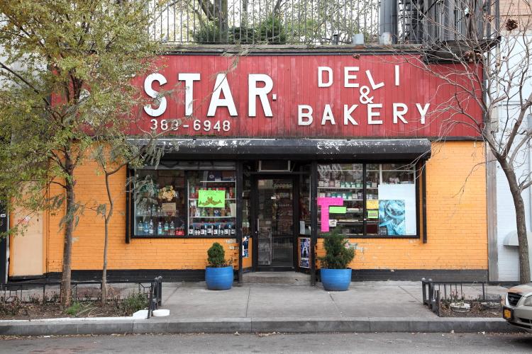 Star Deli & Bakery  Greenpoint  Brooklyn